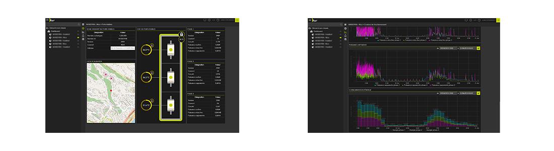 Kheiron Service Platform Screenshots