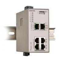 Westermo L106-S2 - Industrial Ethernet 6-port Managed Switch