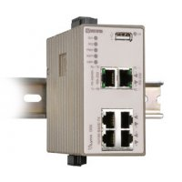 Westermo L206-S2 - Industrial Ethernet 6-port Managed Switch