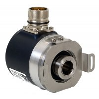 MHK5 Absolute Multi-Turn Optical Encoder - Hollow Shaft