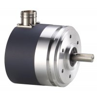 PHM9 Absolute Multi-Turn Optical Encoder - Solid Shaft