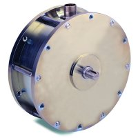PHML Absolute Multi-Turn Optical Encoder - Solid Shaft