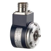 THM5 Absolute Multi Turn Magnetic Encoder - Solid Shaft