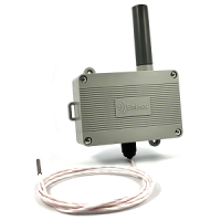 HP temperature transmitter with contact probe (SIGFOX)