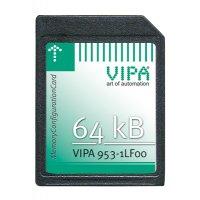 VIPA Memory Configuration Card (MCC) 64kByte