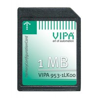 VIPA Memory Configuration Card (MCC) 1MByte
