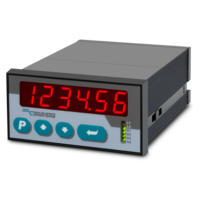 MOTRONA ZA340: Dual-/Differential-Counter 6 digit with Analog Output
