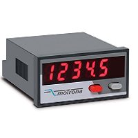 MOTRONA ZX020: Small-sized Position- and Event Counter
