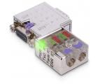 VIPA EasyConn PROFIBUS Plug with diagnose LEDs - 90°