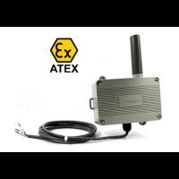 Transmetteur ATEX pour Compteur d'Impulsions Gaz