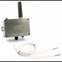 Transmetteur de Température – 2 Sondes de Contact Externes (PT1000)