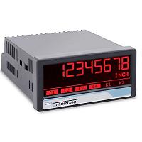 MOTRONA DX350: Affichage graphique (HTL) touchMATRIX®