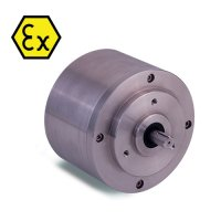 GEMX Incremental Optical Encoder - Solid Shaft