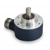 HHM5 Incremental Magnetic Encoder - Solid Shaft