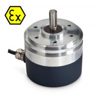 IHM9 Incremental Optical Encoder - Solid Shaft