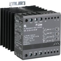 IC Electronic démarreur  progressif 3 phase 25 A
