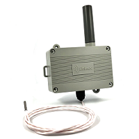 Transmetteur avec sonde de température de contact (169 MHz)