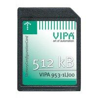 VIPA Memory Configuration Card (MCC) 512kByte