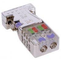 VIPA EasyConn PROFIBUS Plug with diagnose LEDs - 0°